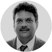 Bibhya Nand Sharma, OE4BW mentee