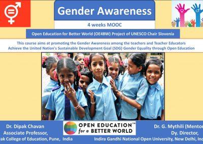Gender Awareness