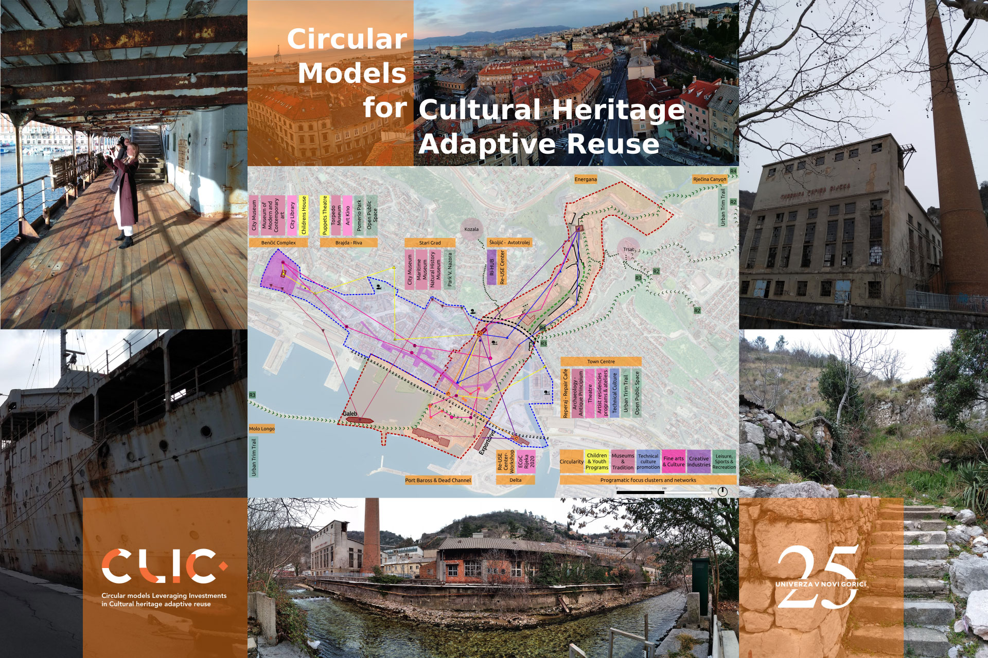 Cultural Heritage Adaptive Reuse