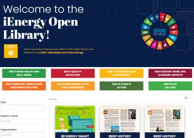 iEnergy Open Library