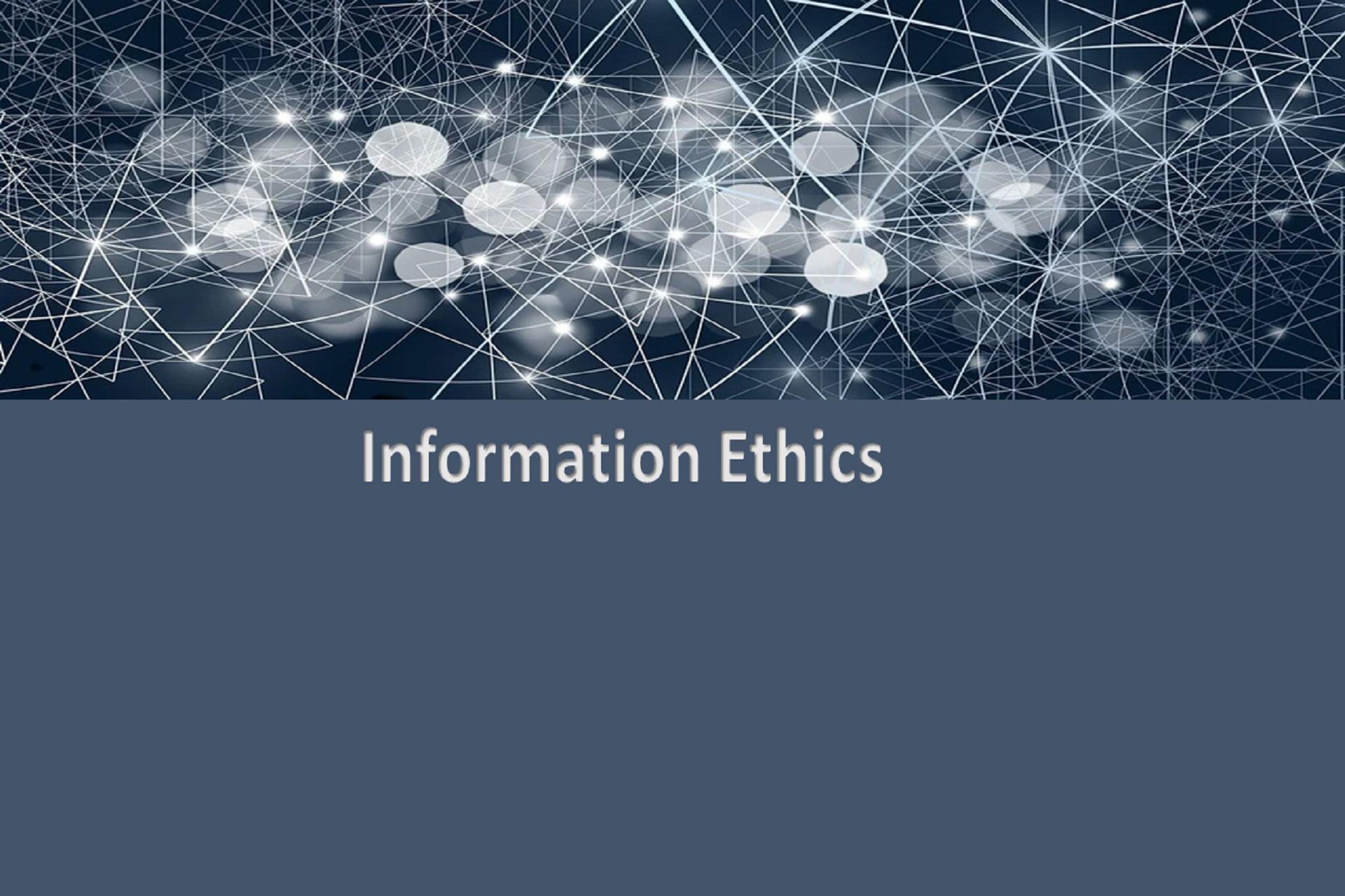information-ethics