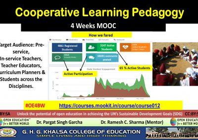 Learner Centered Pedagogy