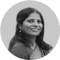 Meera Sharma, OE4BW mentee