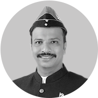 Raj Praveen, OE4BW mentee