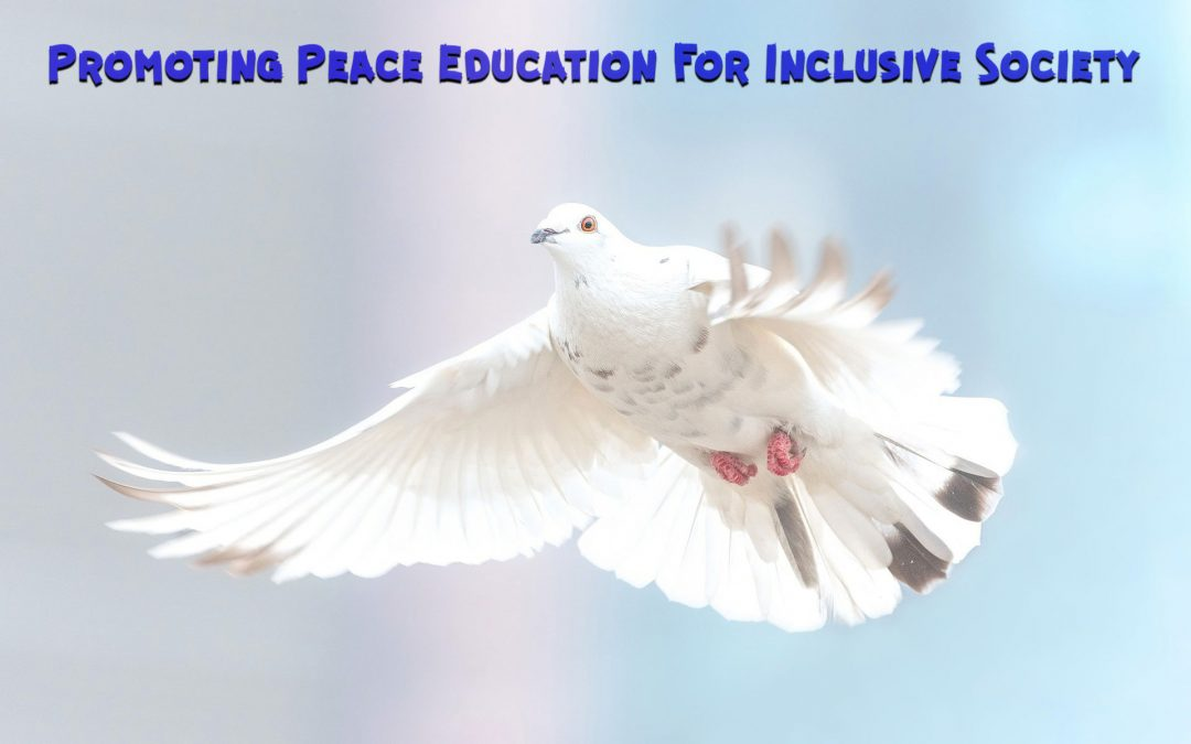Promoting Peace Education