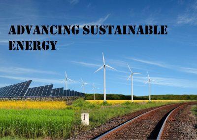 Advancing Sustainable Energy