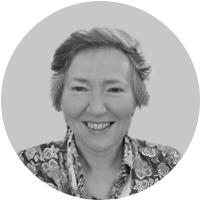 Inge de Waard, OE4BW mentor