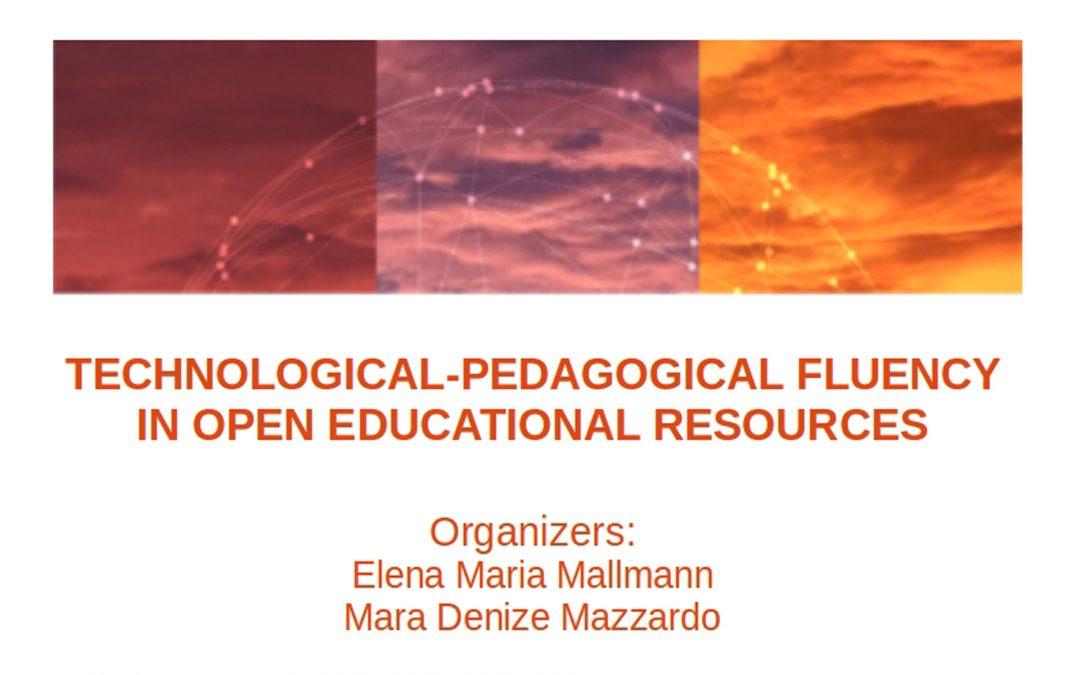 Technological-Pedagogical Fluency