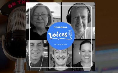 OEG Voices 017: Tanja Urbančič and Mitja Jermol on Open Education for a Better World